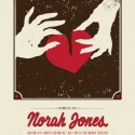 Norah Jones poster by Lil Tuffy
