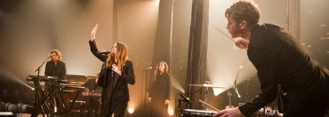Lykke Li © KLRU photo by Scott Newton