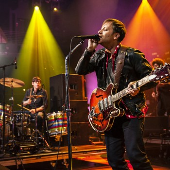 The Black Keys ©KLRU/Austin City Limits photo by Scott Newton