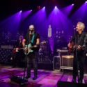 Steve Earle and Rodney Crowell on Austin City Limits © KLRU photo by Scott Newton