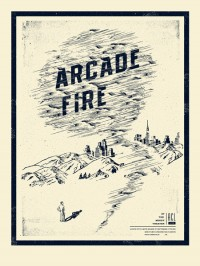 Arcade Fire Season 37 by Clint Breslin