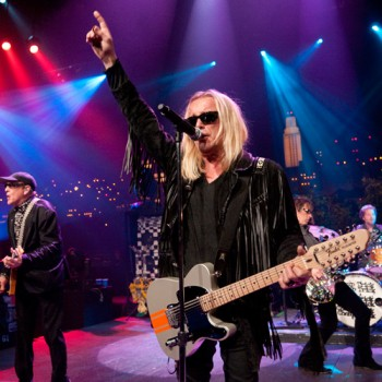 Cheap Trick © KLRU photo by Scott Newton