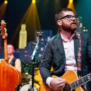 The Decemberists © KLRU photo by Scott Newton