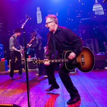 Flogging Molly © KLRU photo by Scott Newton