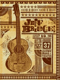 Jeff Bridges Poster Season 37 Justin Helton