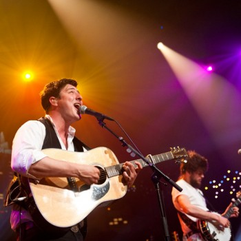 Mumford & Sons © KLRU photo by Scott Newton