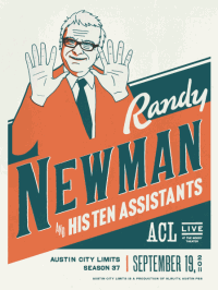 Randy Newman Season 37 by Renee Fernandez