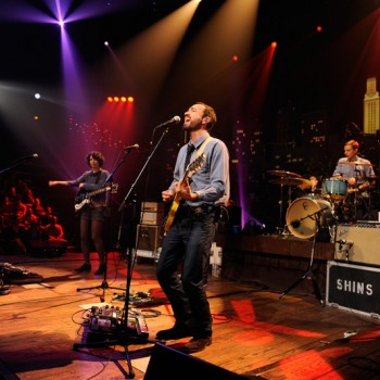 The Shins on Austin City Limits 2012