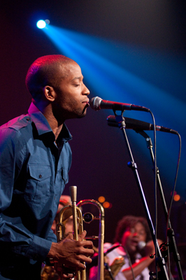 trombone shorty tour