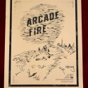 Arcade Fire by Clint Breslin