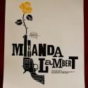 Miranda Lambert by Dirk Fowler