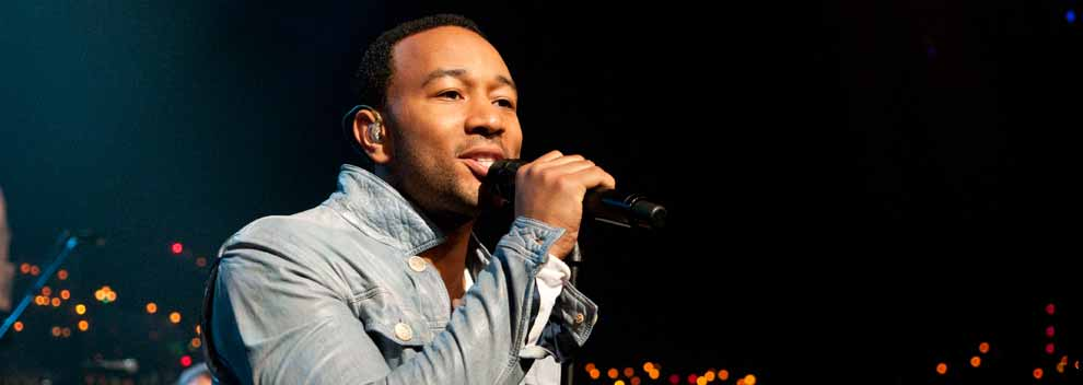 John Legend & The Roots © KLRU photo by Scott Newton
