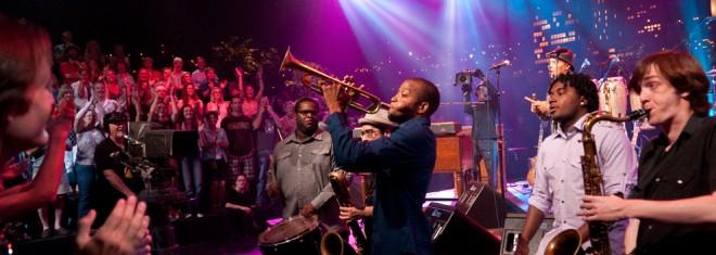 Trombone Shorty © KLRU photo by Scott Newton