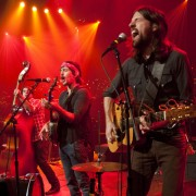 The Avett Brothers on Austin City Limits ⓒ Scott Newton