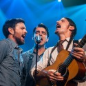 The Avett Brothers ©KLRU photo by Scott Newton