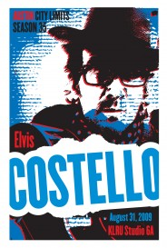 Elvis Costello Season 35 by Pete Cardoso