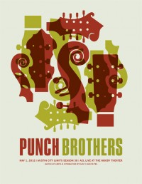 Punch Brothers Season 38 by Dirk Fowler