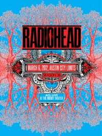 Radiohead Season 38 by Stanley Donwood