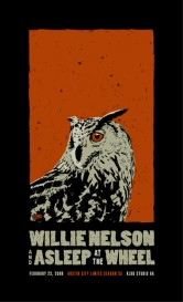 Willie Nelson and Asleep at the Wheel Season 35 by Billy Perkins