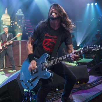 Foo Fighters ©KLRU photo by Scott Newton