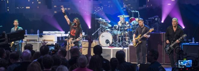 Foo Fighters ©KLRU photo by Scott Newton