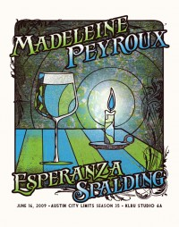 Madeline Peyroux and Esperanza Spalding by Andy Vastagh