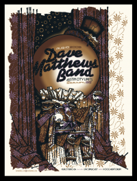 Dave Matthews Band Season 35 by Guy Burwell