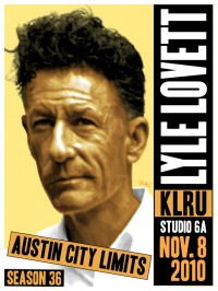 Lyle Lovett Season 36 by Guy Juke