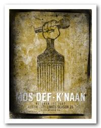 Mos Def and K'naan Season 35 by Bobby Dixon