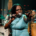 Sharon Jones & the Dap Kings © KLRU photo by Scott Newton