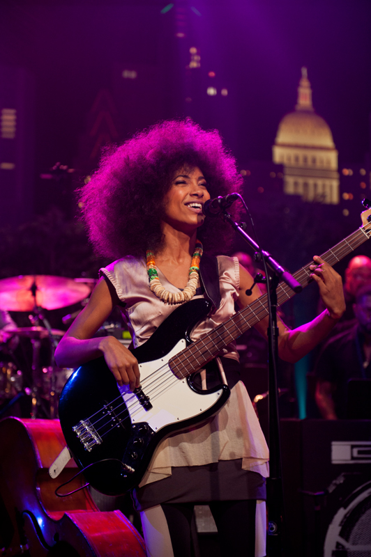 Esperanza Spalding | Episodes | Austin City Limits