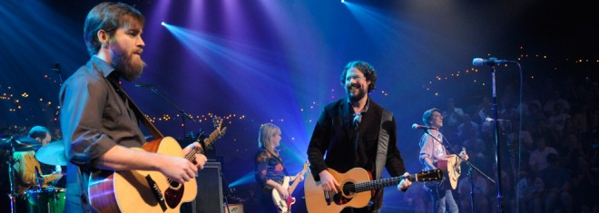 Drive-By Truckers © KLRU photo by Scott Newton
