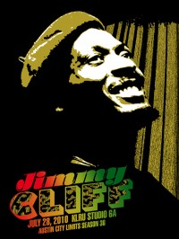 Jimmy Cliff Season 36 by Jared Connor