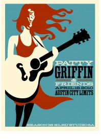 Patty Griffin Season 36 by Jaime Cervantes