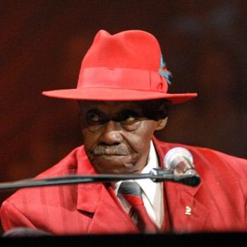 Pinetop Perkins © KLRU photo by Scott Newton