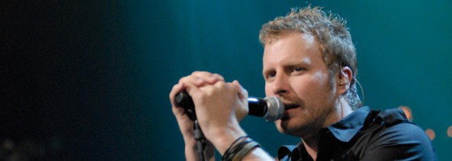 Dierks Bentley © KLRU photo by Scott Newton