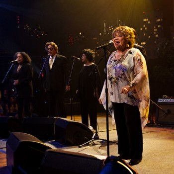 Mavis Staples © KLRU by Scott Newton