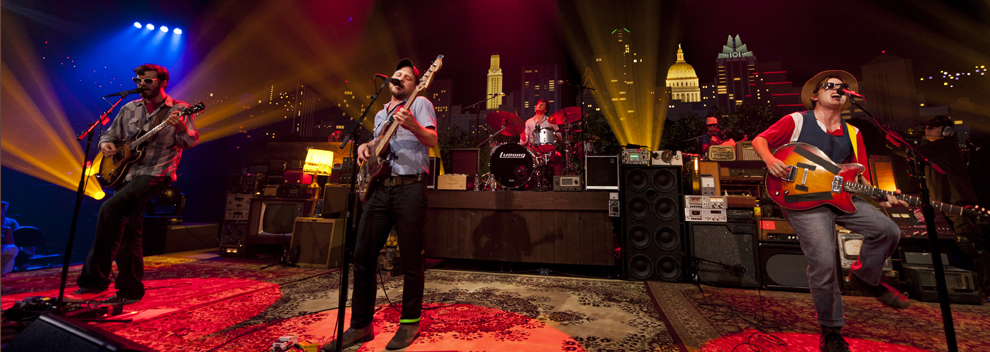 Dr. Dog © KLRU by Scott Newton