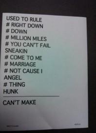 Bonnie Raitt setlist 06-27-12