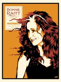 Bonnie Raitt Season 38 by Billy Perkins