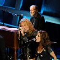 Robert Plant and Patty Griffin by Erika Goldring