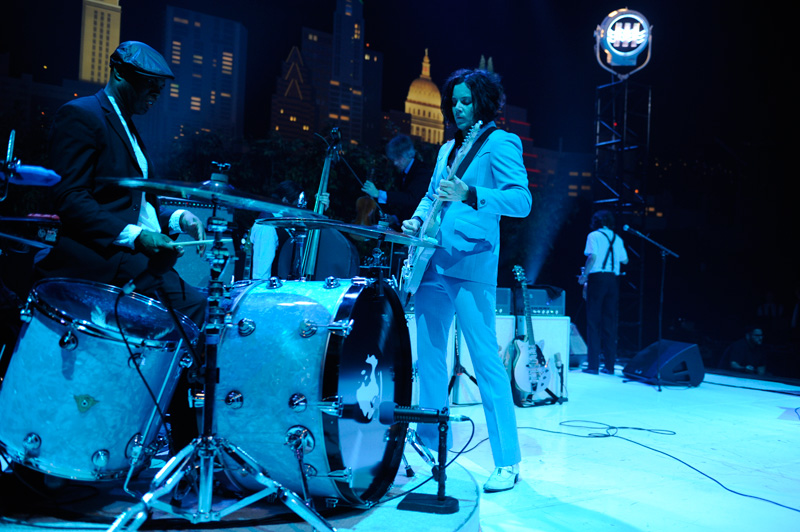 Jack White: child of the Rock Hall and the Opry | Austin ...