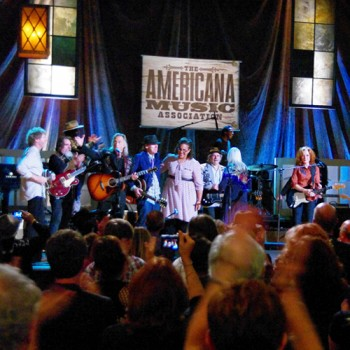 Americana Music Festival 2012 by Erika Goldring
