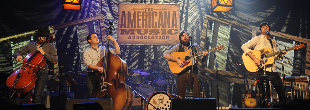 The Avett Brothers by Erika Goldring