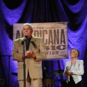 Tom T. Hall and Lee Ann Womack by Erika Goldring