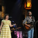 Cary Ann Hearst and Hayes Carll by Erika Goldring
