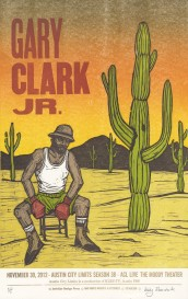 Gary Clark Jr. poster by Just a Jar