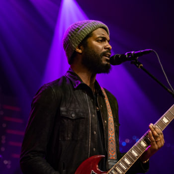 Gary Clark Jr. on Austin City Limits © KLRU photo by Scott Newton