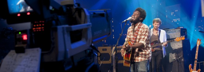 Michael Kiwanuka ©KLRU photo by Scott Newton