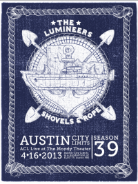 Lumineers/Shovels & Rope Poster